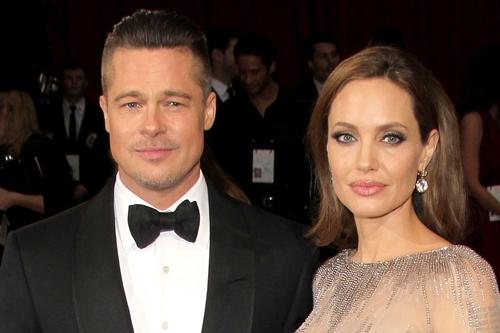 Angelina Jolie noi gian khi Brad Pitt dan gianh lai quyen nuoi con