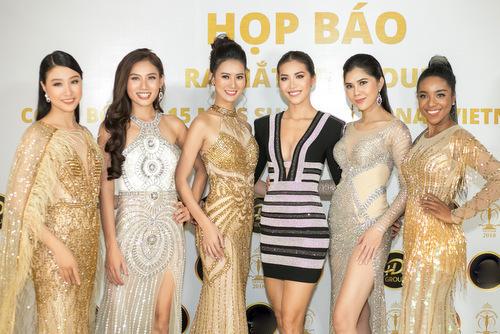 15 thi sinh vao chung ket Miss Supranational Viet Nam