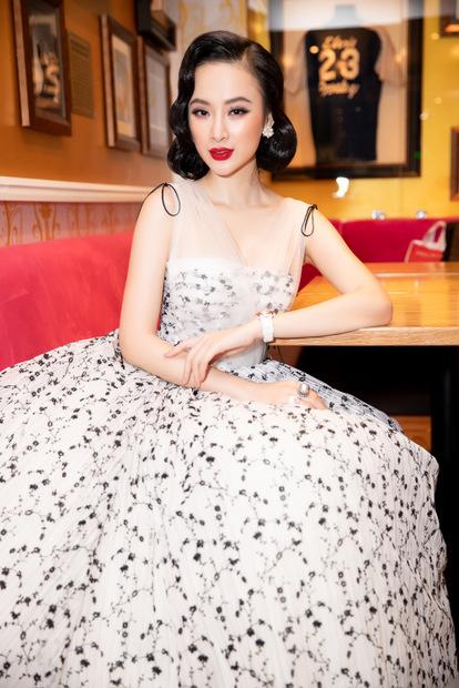 Angela Phuong Trinh an chay truong khong quan tam chuyen yeu