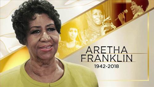 Sao the gioi tiec thuong Aretha Franklin