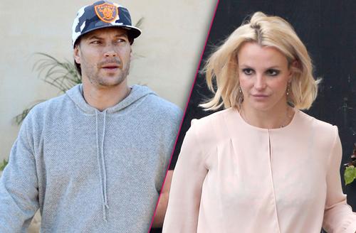 Britney Spears tra 110.000 USD phi kien tung cho chong cu