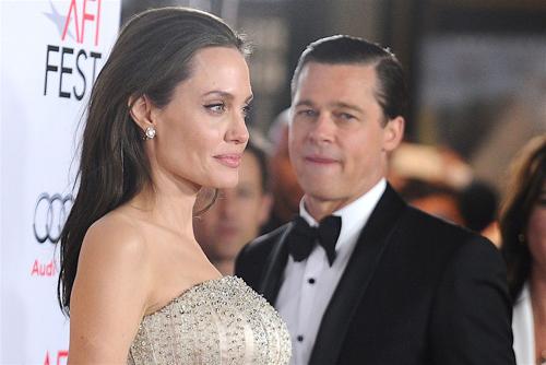 Angelina Jolie dan Pax Thien di choi giua on ao ly hon Brad Pitt