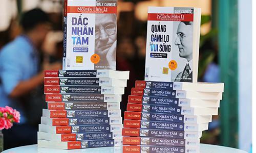Các tác phẩm của dịch giả Nguyễn Hiến Lê sẽ được giới thiệu đến bạn đọc.