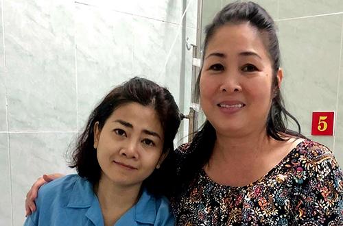 Nghe si Viet chung tay giup Mai Phuong dieu tri ung thu phoi