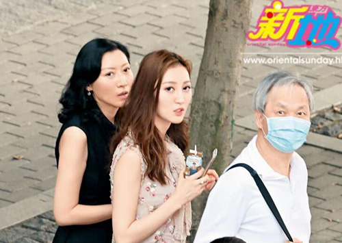 A hau Hong Kong doi doi khi lay dai gia 66 tuoi