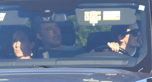 Jennifer Garner dua Ben Affleck nhạp trại cai nghiẹn làn ba