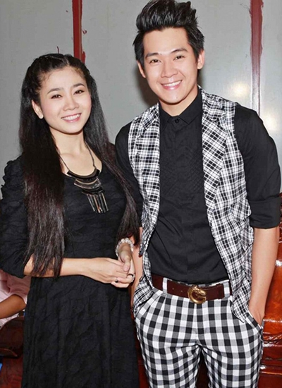 Ban trai cu Toi dong vien Mai Phuong kien cuong chua ung thu