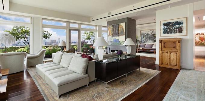 Penthouse 25 trieu USD cua Meryl Streep o New York