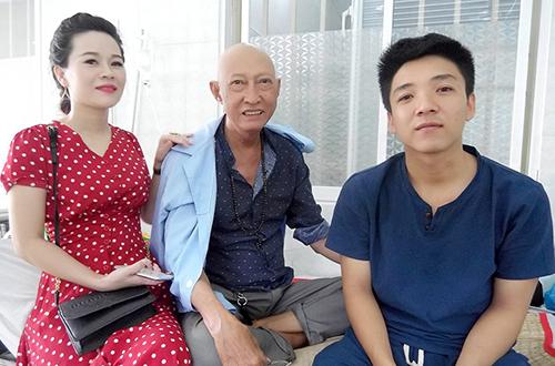 Le Binh Bi ung thu toi van dong phim vi trach nhiem
