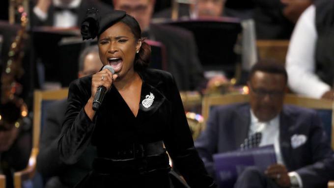 Sao the gioi tien biet nu hoang nhac soul Aretha Franklin