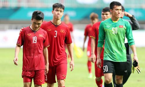 Sao Viet mong doi Olympic Viet Nam bai khong nan