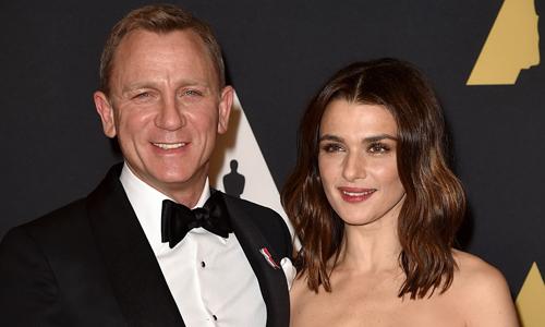 Vo diep vien 007 Daniel Craig sinh con gai