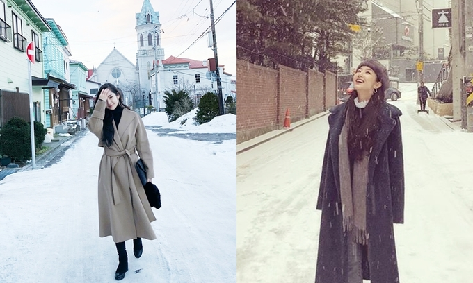 Thu ky Kim Park Min Young thich tan huong cuoc song du lich the gioi