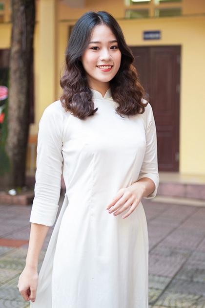 Nhan sac doi thuong cua thi sinh Hoa hau Viet Nam 2018