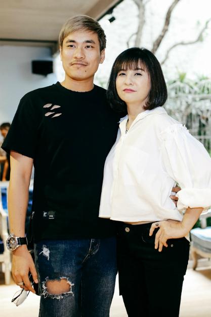 Cat Phuong phu nhan chia tay Kieu Minh Tuan