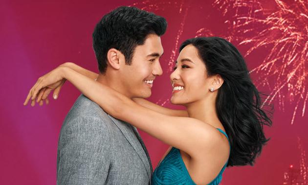 ''Crazy Rich Asians'' phô trương xa hoa, nêu xung đột...