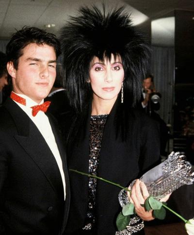Cher nhó lại mói tình vói Tom Cruise khi còn trẻ