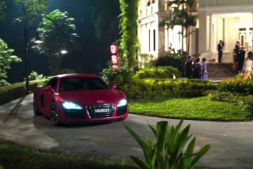 Giới siêu giàu trong Crazy Rich Asians tiêu tiền thế nào - 8