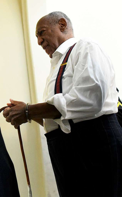 Danh hài Bill Cosby ngòi tù o tuoi 81