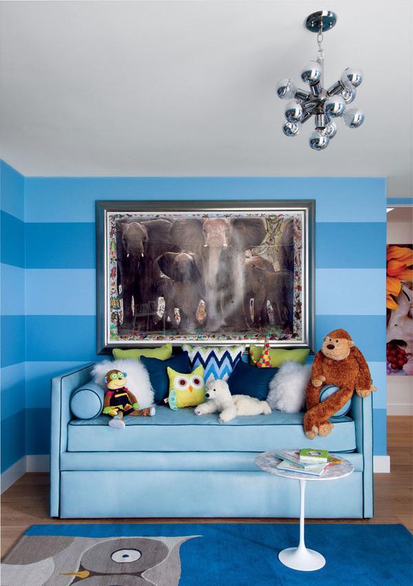 Ben trong nhà 500 m2 của Elton John và nguòi tình dòng tính