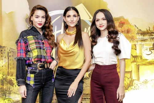 Giam khao Asias Next Top Model Ho Ngoc Ha vua dep vua cham chi