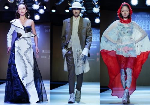 tuần thời trang quốc tế việt nam thiếu vắng nhà thiết kế việt nổi bật