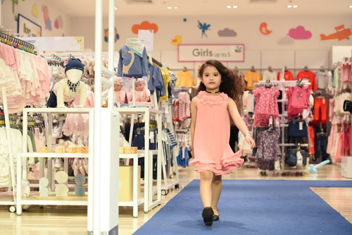 mothercare khai trương cửa hàng đầu tiên tại hà nội