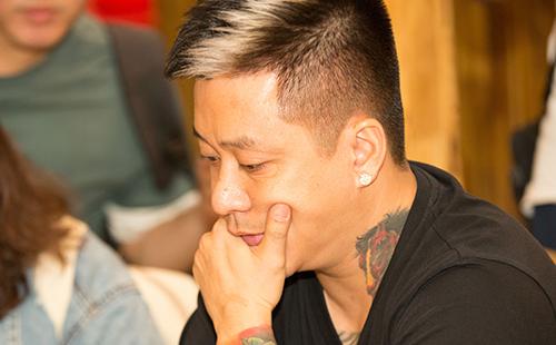 Tuan Hung nhap vien vi suy nhuoc