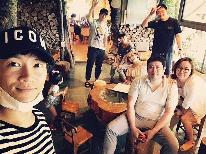 Vo chong Ji Sung - Lee Bo Young muon nam tay nhau den het doi