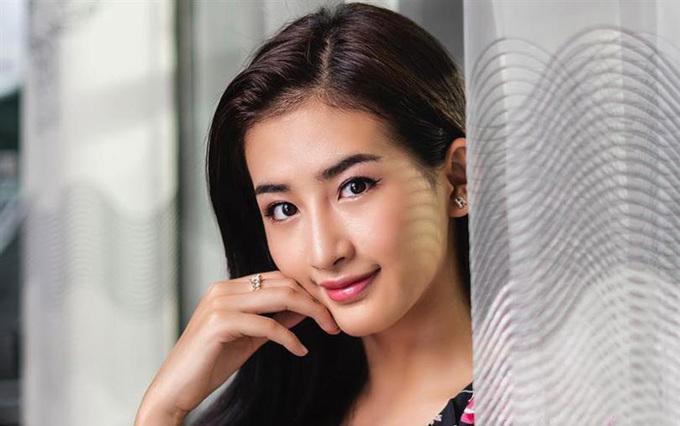 Nhũng dói thủ chau Á của Tràn Tiẻu Vy tại Miss World 2018