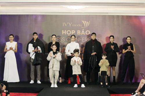 ivy moda bắt tay ntk graeme armour cho show thu đông 2018