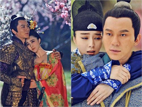Phạm Băng Băng, Lý Thần đóng Võ Mỵ Nương truyền kỳ năm 2014. Khi tác phẩm ra mắt năm 2015, hai diễn viên bị đồn yêu nhau. Lúc bấy giờ, nhiều người cho rằng tin đồn được phía đoàn phim tung ra để quảng bá tác phẩm.