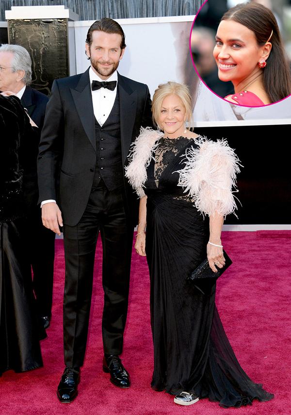 Ba nam yeu kin tieng cua Bradley Cooper va Irina Shayk