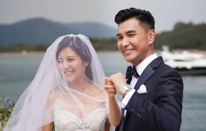 Tai tu TVB to chuc hon le giua bien