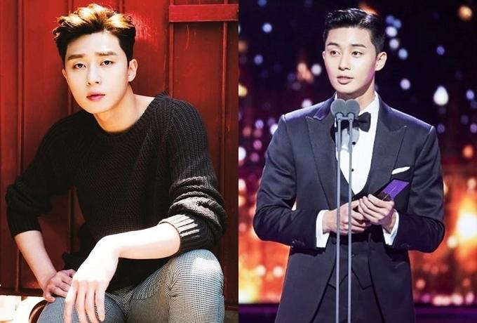 Loạt ảnh đời thường gây sốt của 'Phó chủ tịch' Park Seo Joon