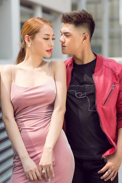 Linh Chi Toi va Lam Vinh Hai muon co con roi moi cuoi