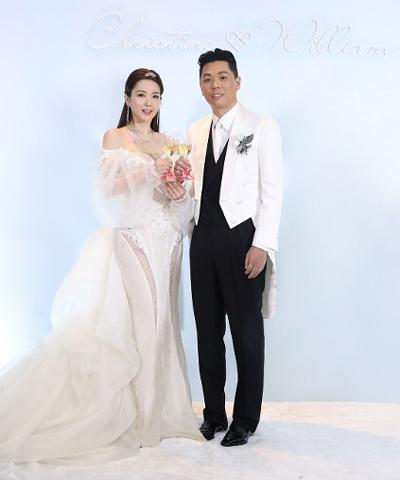 Hoa hau TVB lay chong dai gia