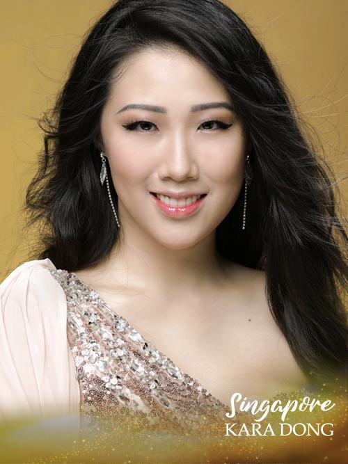 Chan dung Phuong Khánh và dàn mỹ nhan Miss Earth