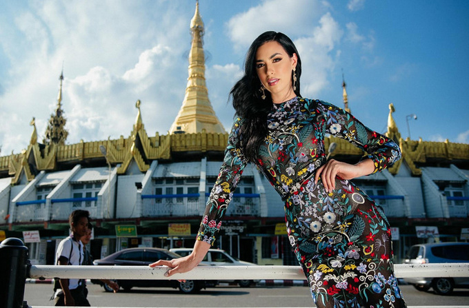 10 mỹ nhan dẹp nhát Miss Grand International 2018
