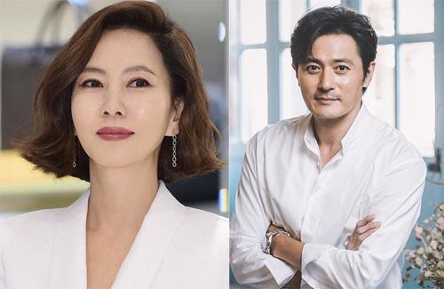 Jang Dong Gun Kim Nam Joo phu nhan tron thue