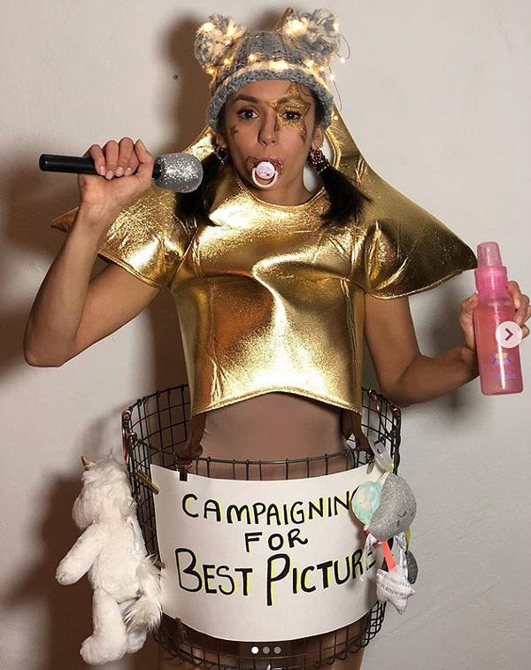 Sao Hollywood hóa trang mùng Halloween