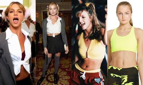 Phong cách nữ sinh trong MV được yêu thích ở làng mốt suốt 20 năm qua.