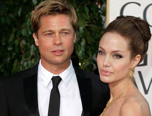 Angelina Jolie và Brad Pitt bat dau phan dinh tài sản ly hon