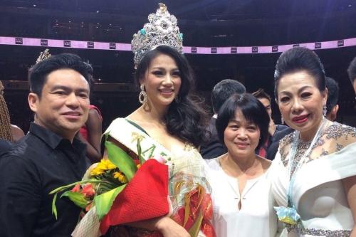 Giam khao Miss Earth Chien thang cua Phuong Khanh bat ngo nhung xung dang