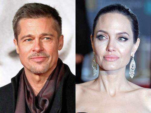 Angelina Jolie va Brad Pitt se doi dau phan chia quyen nuoi con tai toa