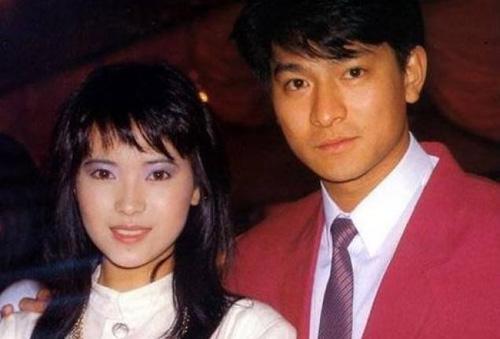 Loat anh Lam Khiet Anh ben sao Hong Kong lam khan gia xot xa