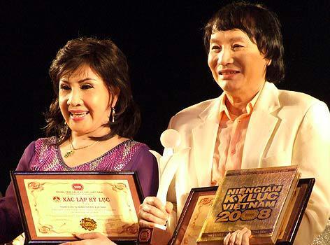 Minh Vuong Le Thuy - tinh nhan de kiem tri ky kho tim