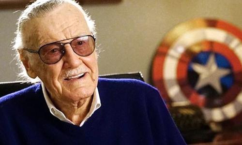 Stan Lee tay trắng kiến tạo đế chế Marvel - Giải Trí
