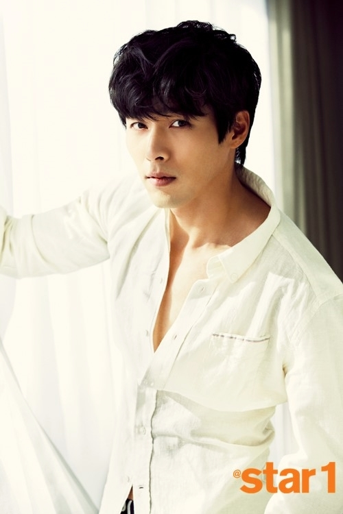 Bien doi ngoai hinh cua my nam Hyun Bin qua 16 nam