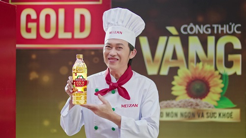 Viet Huong thanh doi voi Chi Tai trong tieu pham hai moi
